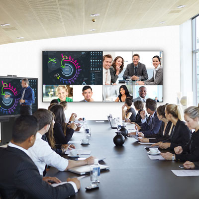 Video Conference Solution Explaination